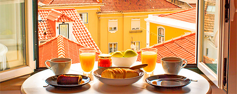 Bed and breakfast Portugal